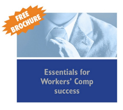Essentials for Workers' Comp Success Brochure